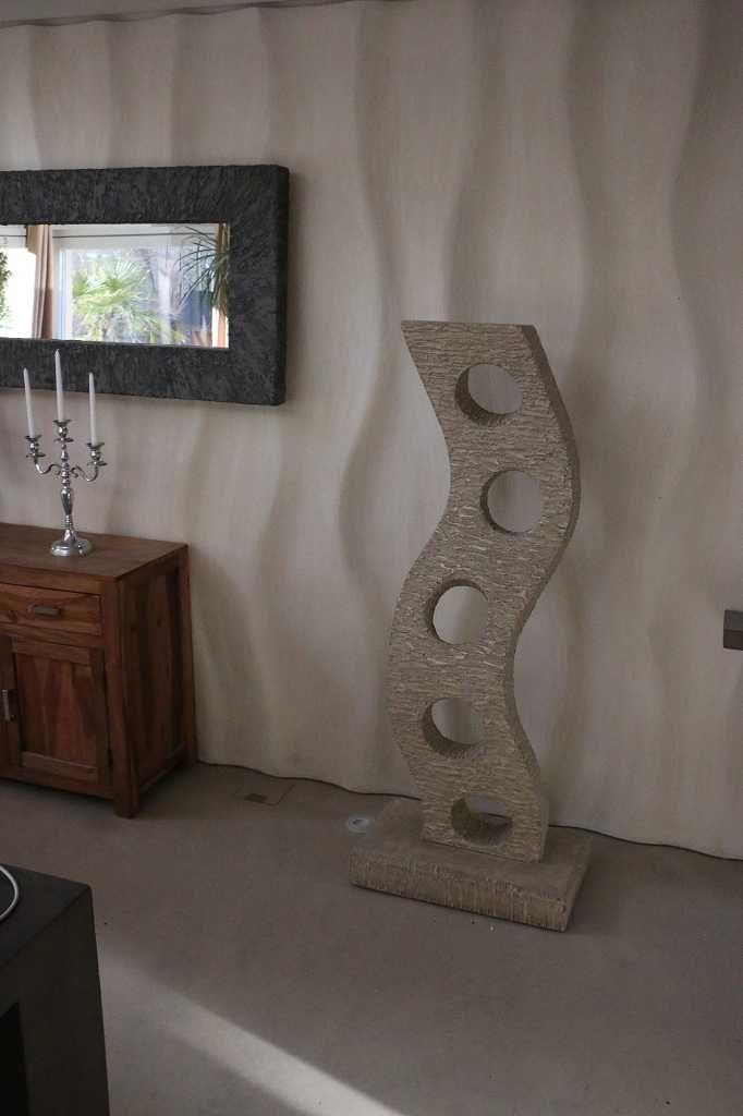 Skulptur div. Form