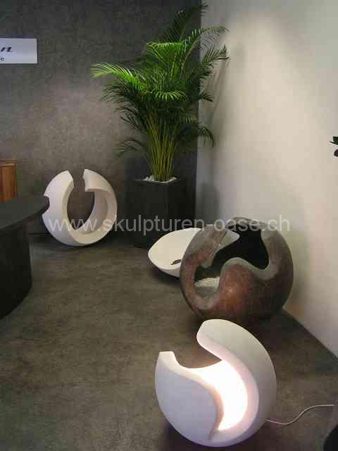 Diverse Skulpturen