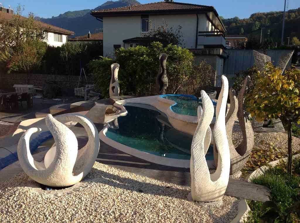 Skulpturen Oase